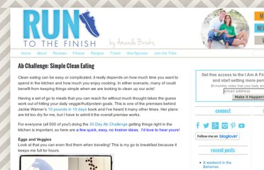 http://www.runtothefinish.com/2012/07/ab-challenge-simple-clean-eating.html