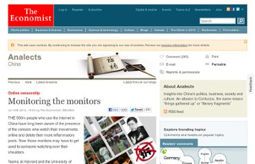 http://www.economist.com/blogs/analects/2012/07/online-censorship