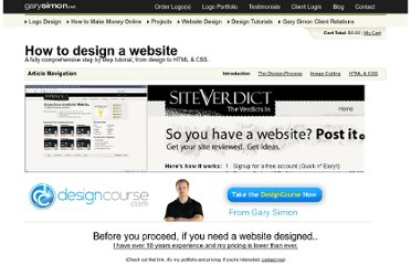 http://www.garysimon.net/webdesign_tutorial/1