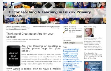 https://blogs.glowscotland.org.uk/fa/ICTFalkirkPrimaries/2012/06/14/thinking-of-creating-an-app-for-your-school/