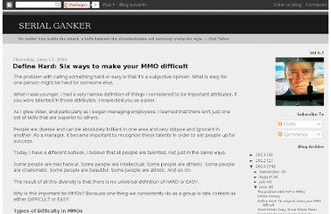 http://serialganker.blogspot.com/2010/06/define-hard-six-ways-to-make-your-mmo.html