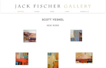 http://www.jackfischergallery.com/artists/scott_yeskel/index.htm