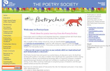 http://www.poetrysociety.org.uk/content/education/poetryclasshome/
