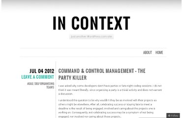 http://ihassin.wordpress.com/2012/07/04/command-control-management-the-party-killer/