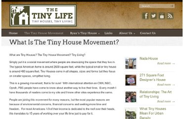 http://www.thetinylife.com/what-is-the-tiny-house-movement/