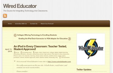 http://wirededucator.wordpress.com/2010/04/15/an-ipad-in-every-classroom-teacher-tested-student-approved/#comment-327