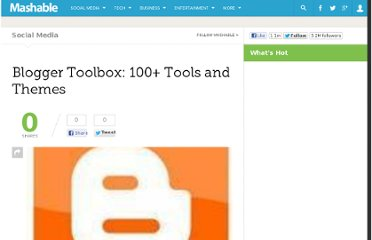 http://mashable.com/2009/01/16/blogger-toolbox/
