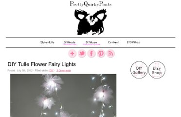 http://www.prettyquirkypants.com/2012/07/06/diy-tulle-flower-fairy-lights/