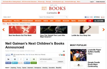 http://www.huffingtonpost.com/2012/07/11/neil-gaimans-childrens-books_n_1666124.html