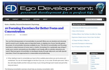 http://www.egodevelopment.com/10-exercises-for-better-focus-and-concentration/