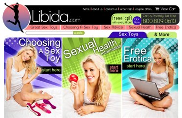 Sex Toys at MyPleasure.com an online adult toy store