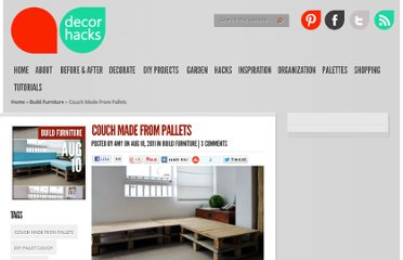 http://decorhacks.com/2011/08/couch-made-from-pallets/