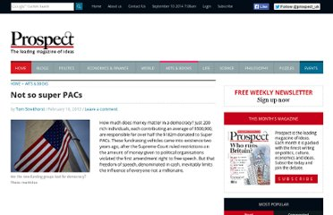 http://www.prospectmagazine.co.uk/blog/super-pacs-funding-freedom-of-speech/