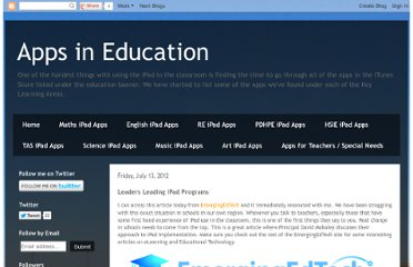http://appsineducation.blogspot.com/2012/07/leaders-leading-ipad-programs.html