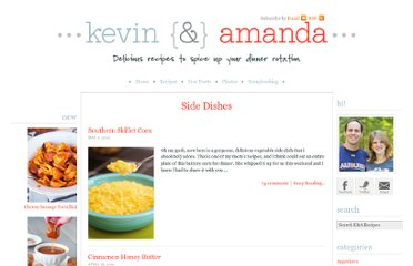 http://www.kevinandamanda.com/recipes/category/side-dishes