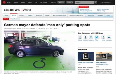 http://www.cbc.ca/news/world/story/2012/07/12/triberg-germany-all-men-parking.html