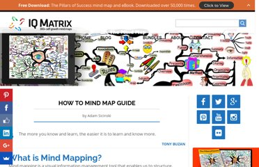 http://blog.iqmatrix.com/how-to-mind-map
