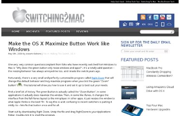 http://www.switchingtomac.com/making-the-switch/make-the-os-x-maximize-button-work-like-windows/#more-1396