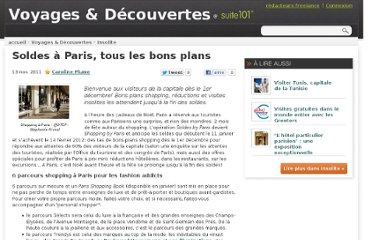 http://suite101.fr/article/shopping-de-noel-a-paris-tous-les-bons-plans-a32429