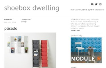 http://shoeboxdwelling.com/category/furniture/