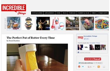 http://www.incrediblethings.com/home/the-perfect-pat-of-butter-every-time/