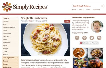 http://www.simplyrecipes.com/recipes/spaghetti_alla_carbonara/