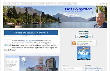 http://www.netmagellan.com/google-placerank-in-the-wild-750.html