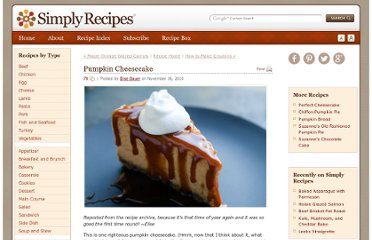 http://www.simplyrecipes.com/recipes/pumpkin_cheesecake/