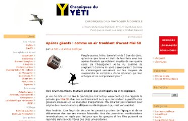 http://yetiblog.org/index.php?post/APEROS-GEANTS
