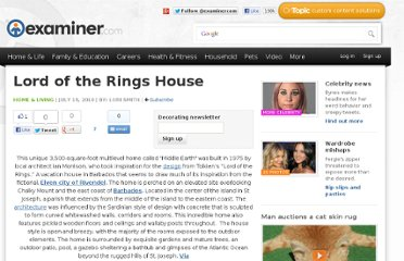 http://www.examiner.com/article/lord-of-the-rings-house