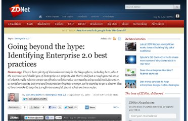 http://www.zdnet.com/blog/hinchcliffe/going-beyond-the-hype-identifying-enterprise-2-0-best-practices/852