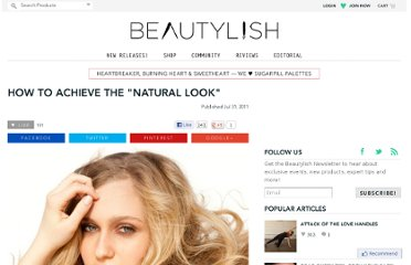 http://www.beautylish.com/a/vpvis/how-to-achieve-the-natural-look