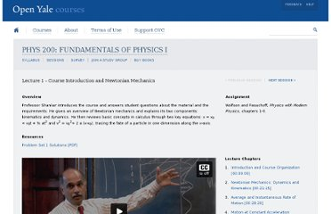 http://oyc.yale.edu/physics/phys-200/lecture-1