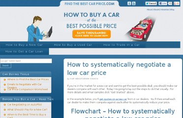 http://www.findthebestcarprice.com/systematically-negotiate-low-car-price/