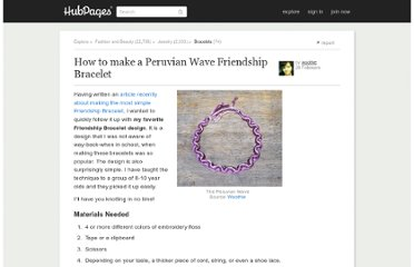 http://woothie.hubpages.com/hub/Another-Friendship-Bracelet-The-Peruvian-Wave