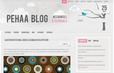 http://pehaa.com/2010/02/illustrator-tutorial-create-a-seamless-folk-pattern/