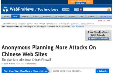 http://www.webpronews.com/anonymous-planning-more-attacks-on-chinese-web-sites-2012-04