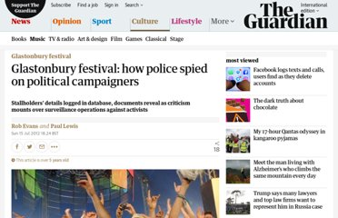 http://www.guardian.co.uk/music/2012/jul/15/glastonbury-festival-police-spy-operation
