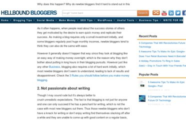 http://hellboundbloggers.com/2012/07/15/why-most-bloggers-quit-blogging/