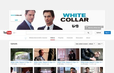 http://www.youtube.com/user/WhiteCollaronUSA/videos