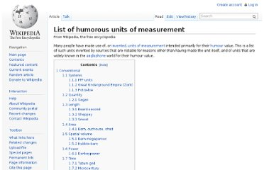 http://en.wikipedia.org/wiki/List_of_humorous_units_of_measurement