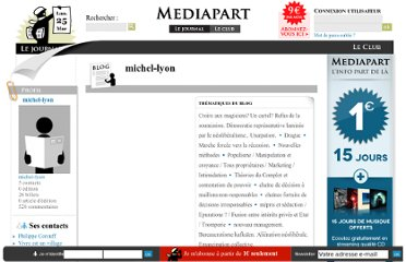 http://blogs.mediapart.fr/blog/michel-lyon/100712/science-economique-une-mystification