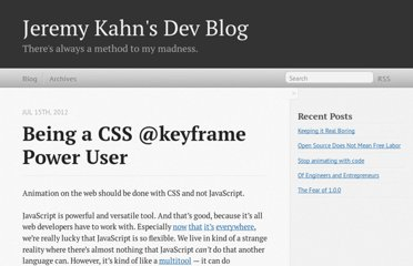 http://jeremyckahn.github.com/blog/2012/07/15/being-a-css-at-keyframe-power-user/
