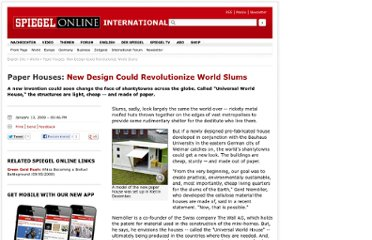 http://www.spiegel.de/international/world/paper-houses-new-design-could-revolutionize-world-slums-a-601067.html