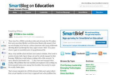 http://smartblogs.com/category/education/