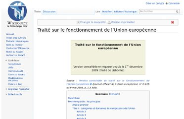 http://fr.wikisource.org/wiki/Trait%C3%A9_sur_le_fonctionnement_de_l%E2%80%99Union_europ%C3%A9enne