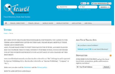 http://www.traveldestinationsearch.com/terms