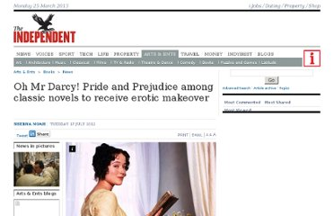 http://www.independent.co.uk/arts-entertainment/books/news/oh-mr-darcy-pride-and-prejudice-among-classic-novels-to-receive-erotic-makeover-7946364.html