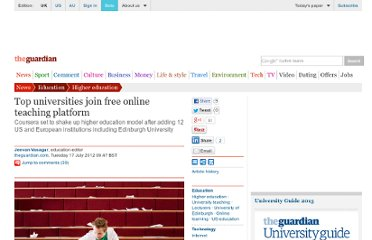 http://www.guardian.co.uk/education/2012/jul/17/top-universities-free-online-classes