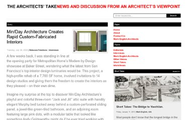 http://thearchitectstake.com/interviews/minday-architecture-creates-rapid-custom-fabricated-interiors/
